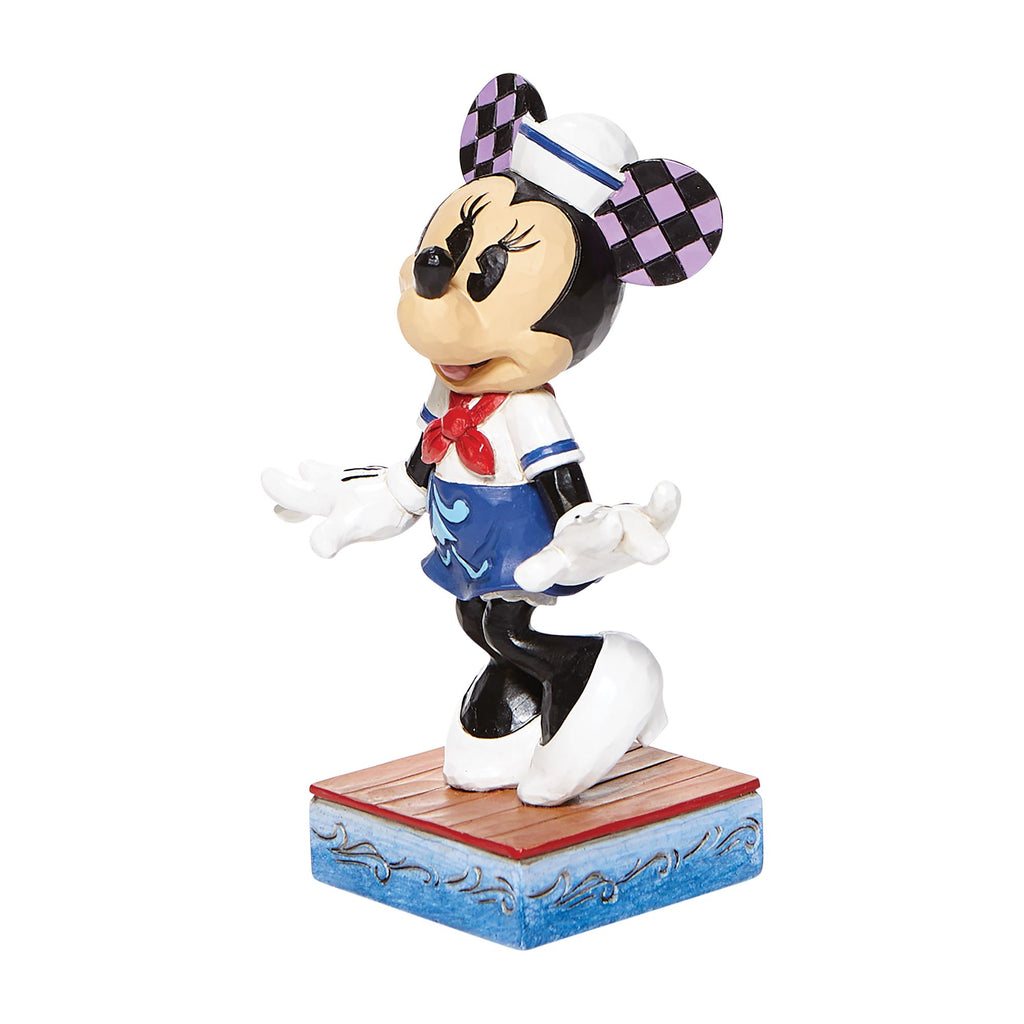 Minnie Sailor Personality Pose