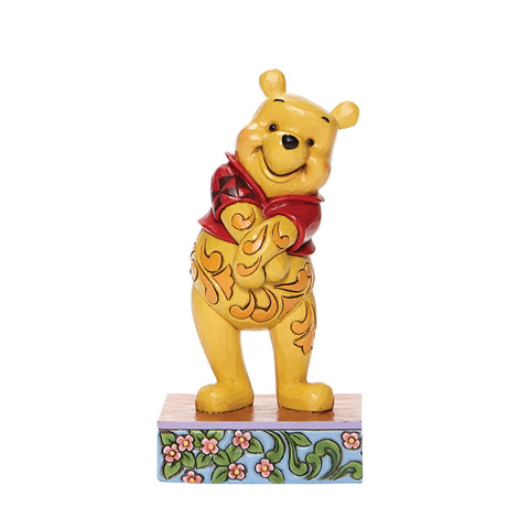 Pooh Standing Personality Pose