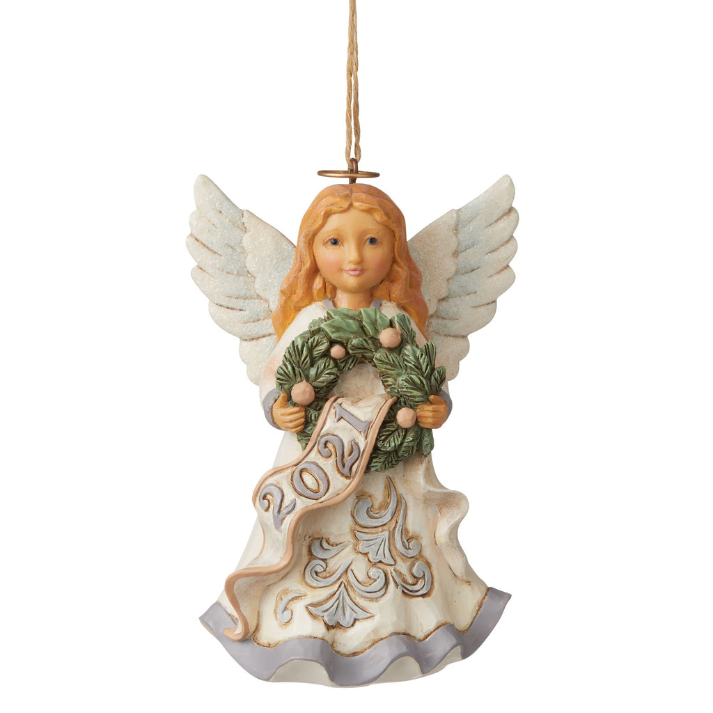 Woodland Angel Dated 2021 Orn