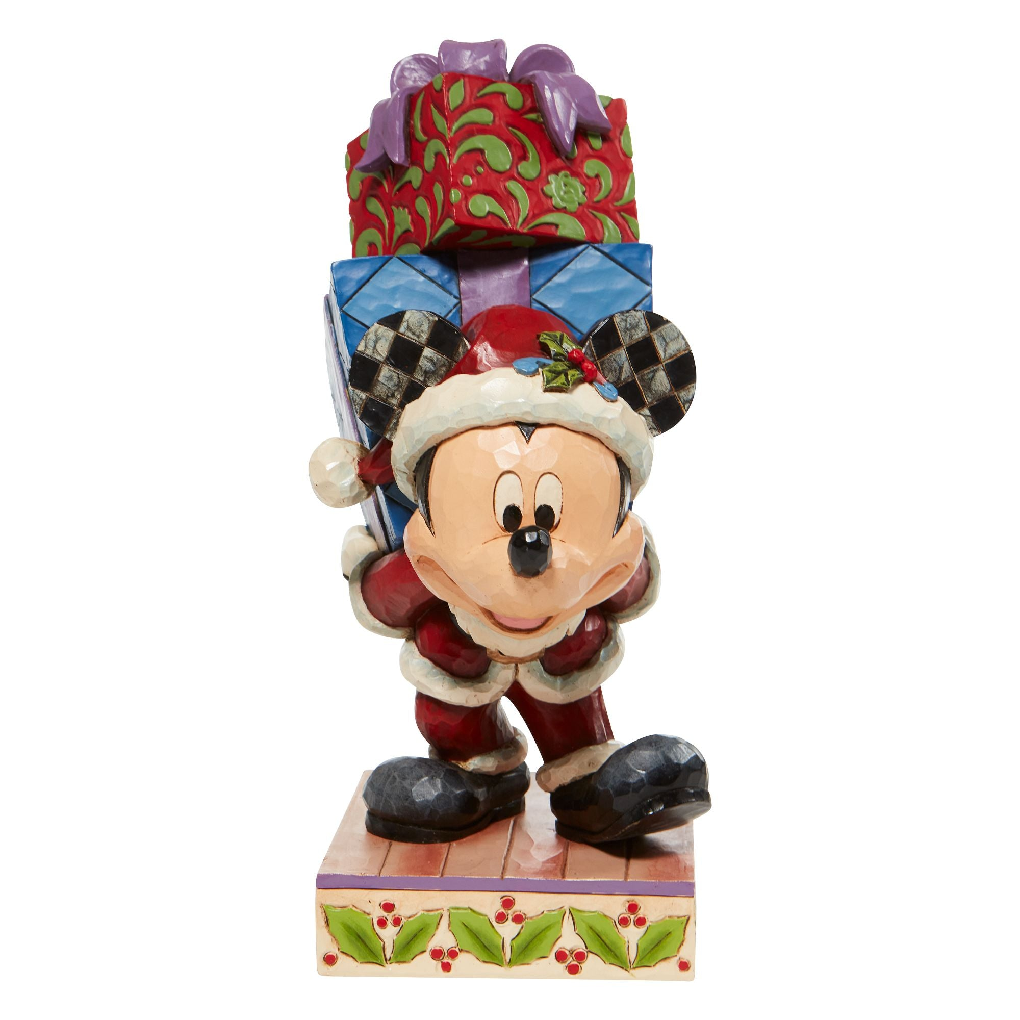 Mickey with Presents