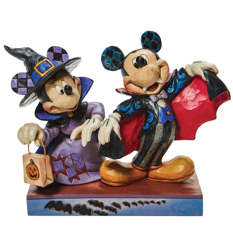 Minnie Witch Vampire Mickey
