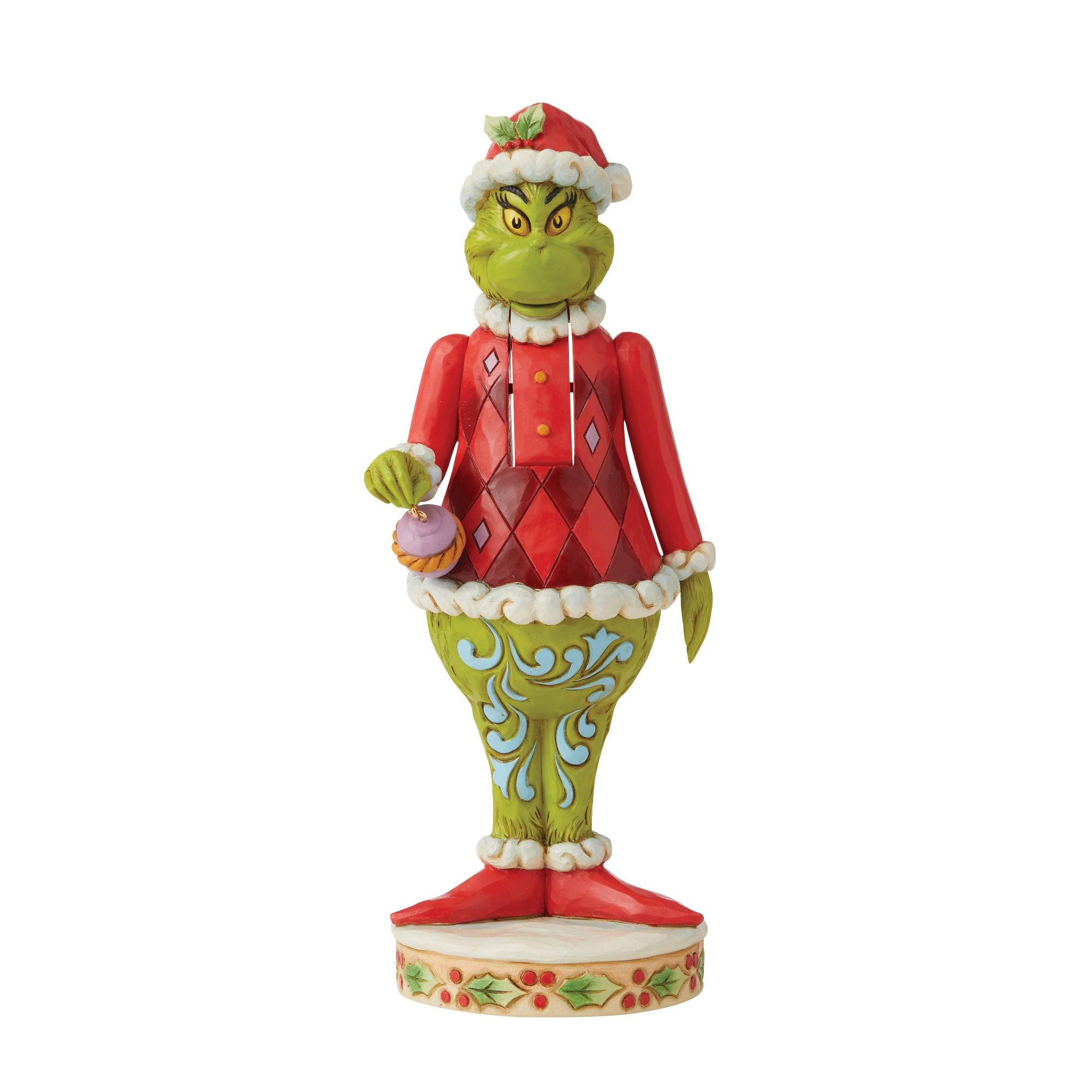 Grinch Nutcracker Figurine