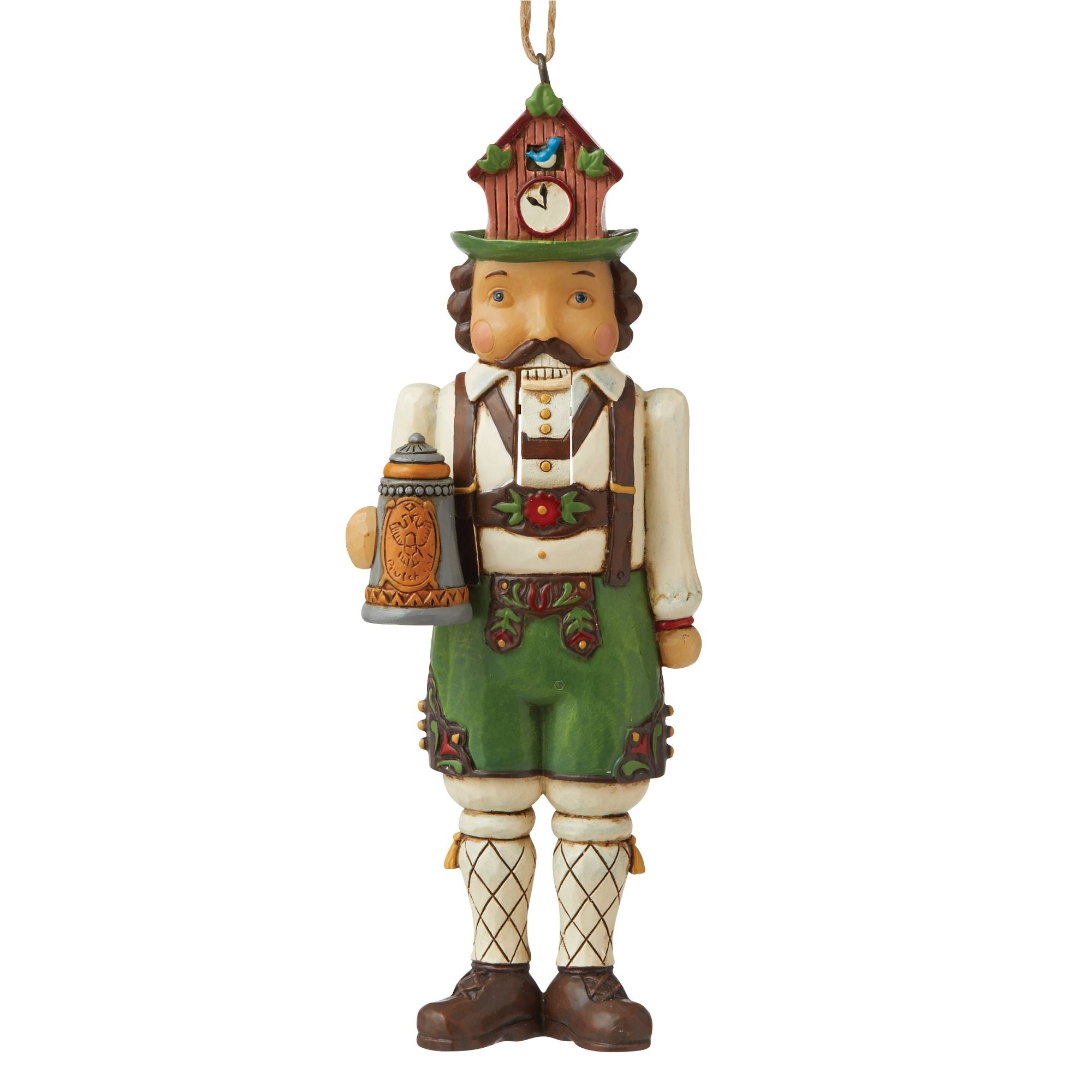 German Nutcracker Ornament