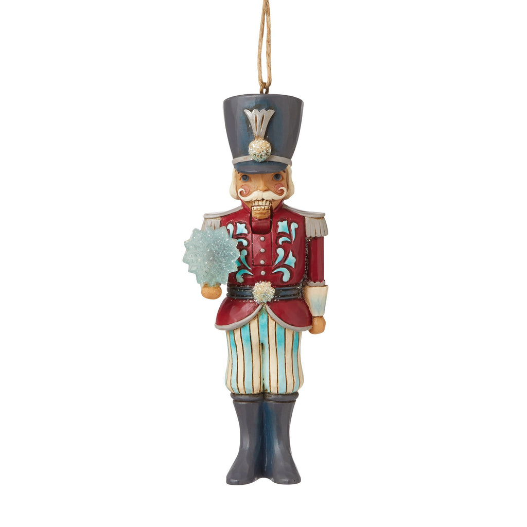 Wonderland Nutcracker Ornament