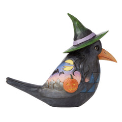 Halloween Crow Pint Sized
