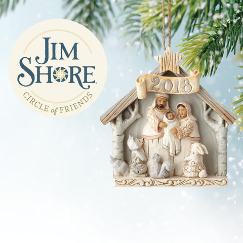 Jim Shore Circle of Friends 2018 Membership