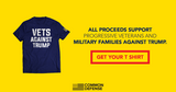 Vets Against Trump T-Shirt