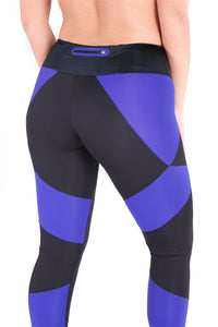 The Ray Panel Legging