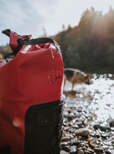 A day in the Pacific North West with @PNWShepherds and our Daylite Dry Backpack