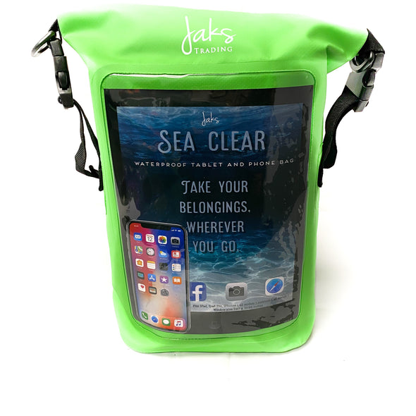 Sea Clear Waterproof Pack