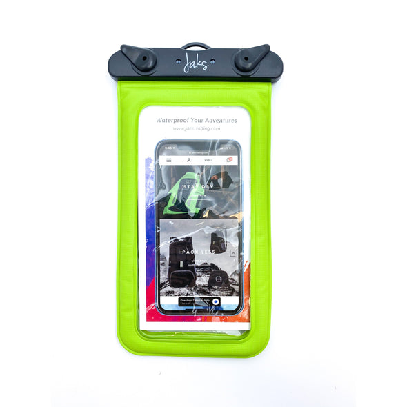 "Jaks ""Coral Reef"" Floating Waterproof Phone Case"