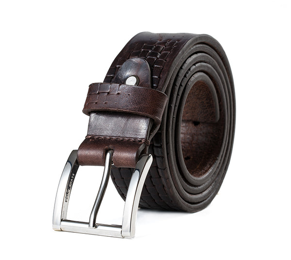 Trentino Leather Belt