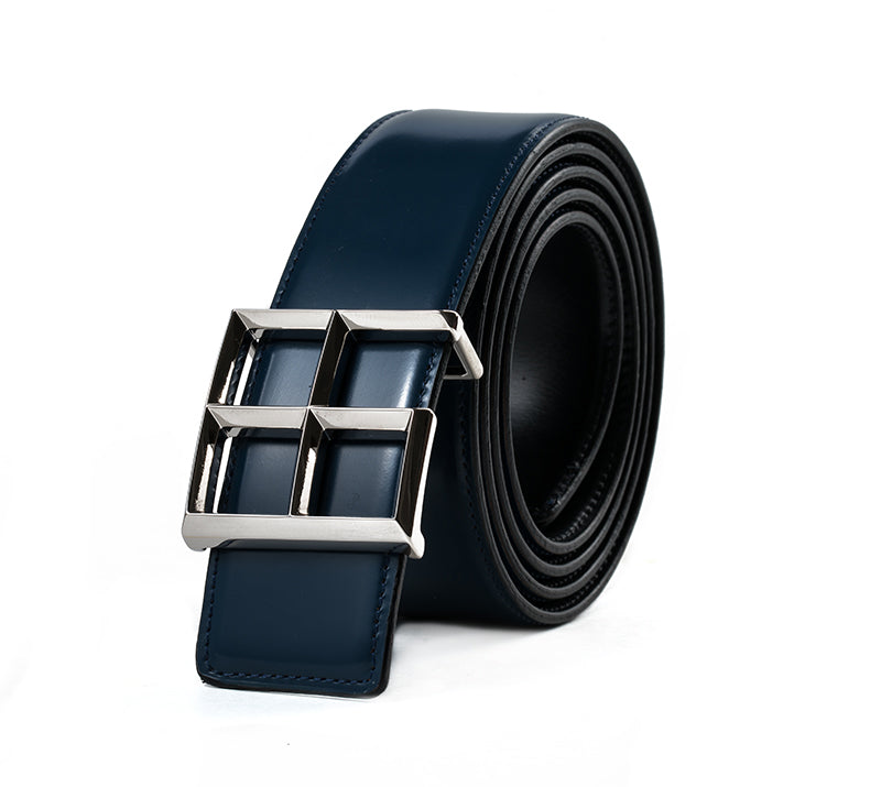 Lazio Reversibe Leather Belt