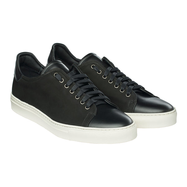 The Contemporary Sneaker in Onyx