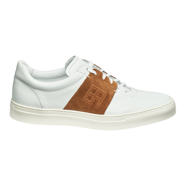 The Icon Sneaker in Sahara