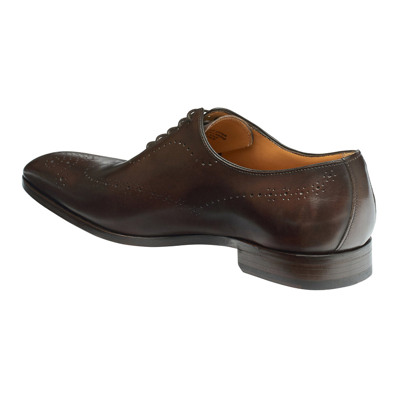 The One Piece Oxford in Burnt Terra
