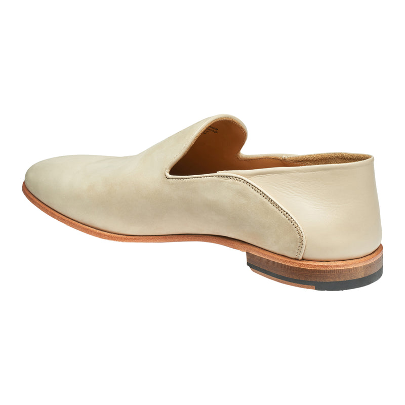 The Fold Down Loafer in Muted Sand