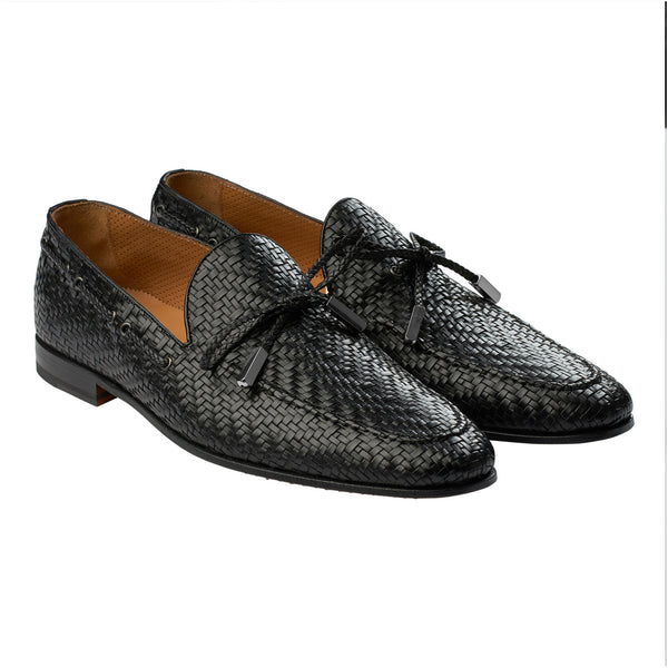 The Artisan Loafer in Onyx