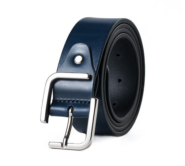 Lombardia Leather Belt