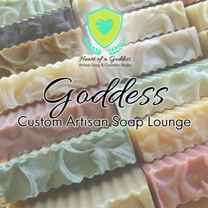 Goddess Custom Artisan Soap Loaf