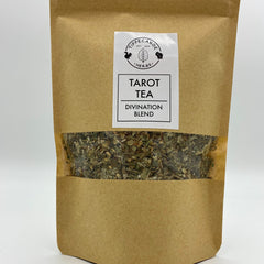 Tarot Tea - Divination Blend - Tippecanoe Herbs Herbalist Milwaukee