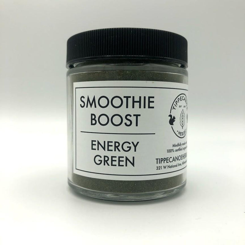 *ON SALE 50% OFF* Green Smoothie Boost - Energy Green - Tippecanoe Herbs Herbalist Milwaukee