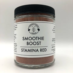 Smoothie Boost - Stamina Red - Tippecanoe Herbs