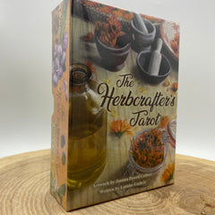 The Herbcrafter's Tarot Deck and Book