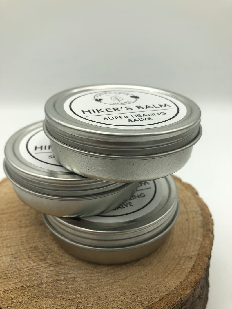 Hikers Balm All Purpose Healing Salve - Tippecanoe Herbs Herbalist Milwaukee