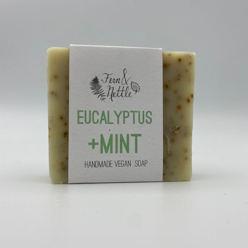Fern and Nettle Soap