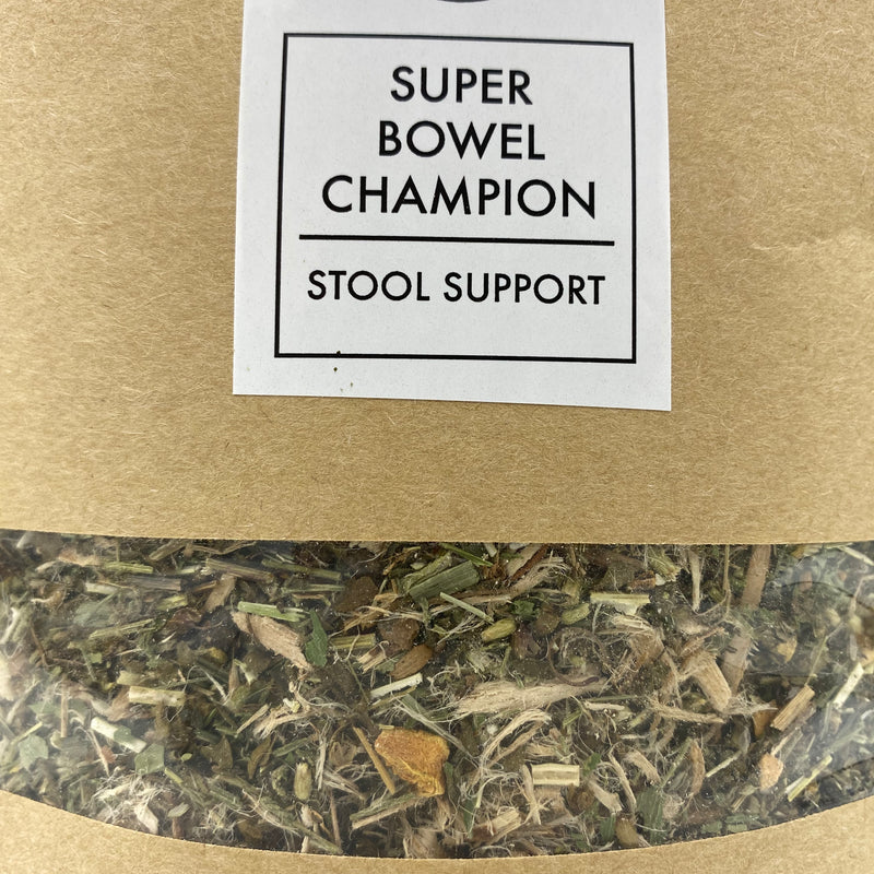 Super Bowel Champion - Stool Support Digestive Tea