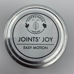 Salve - Joint's Joy - Tippecanoe Herbs Herbalist Milwaukee