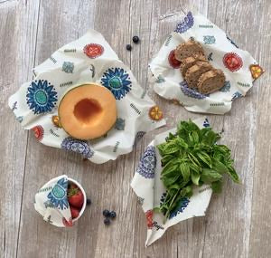 Beejou Beeswax Wraps