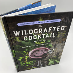Book - Wildcrafted Cocktail