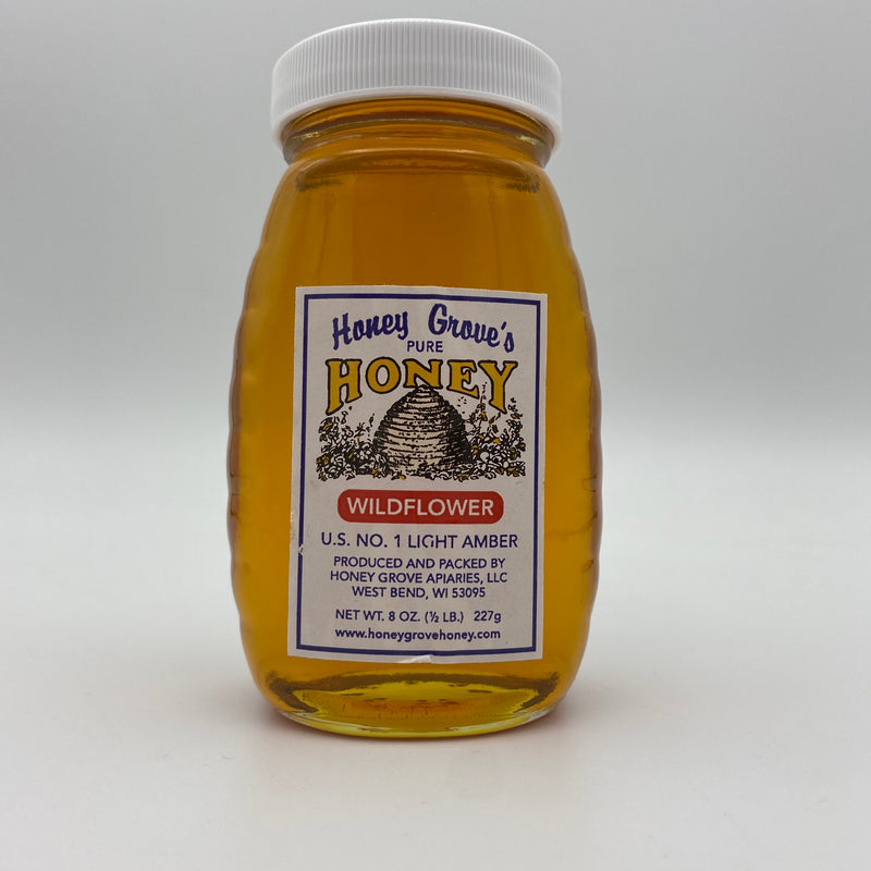 Local Honey - Honey Grove - Tippecanoe Herbs Herbalist Milwaukee