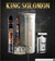 One  King Solomon / METAL HUMIDOR / STAINLESS STEEL CUTTER / LUCKY MACHINE GUN 4 JETS TORCH TABLE LIGHTER