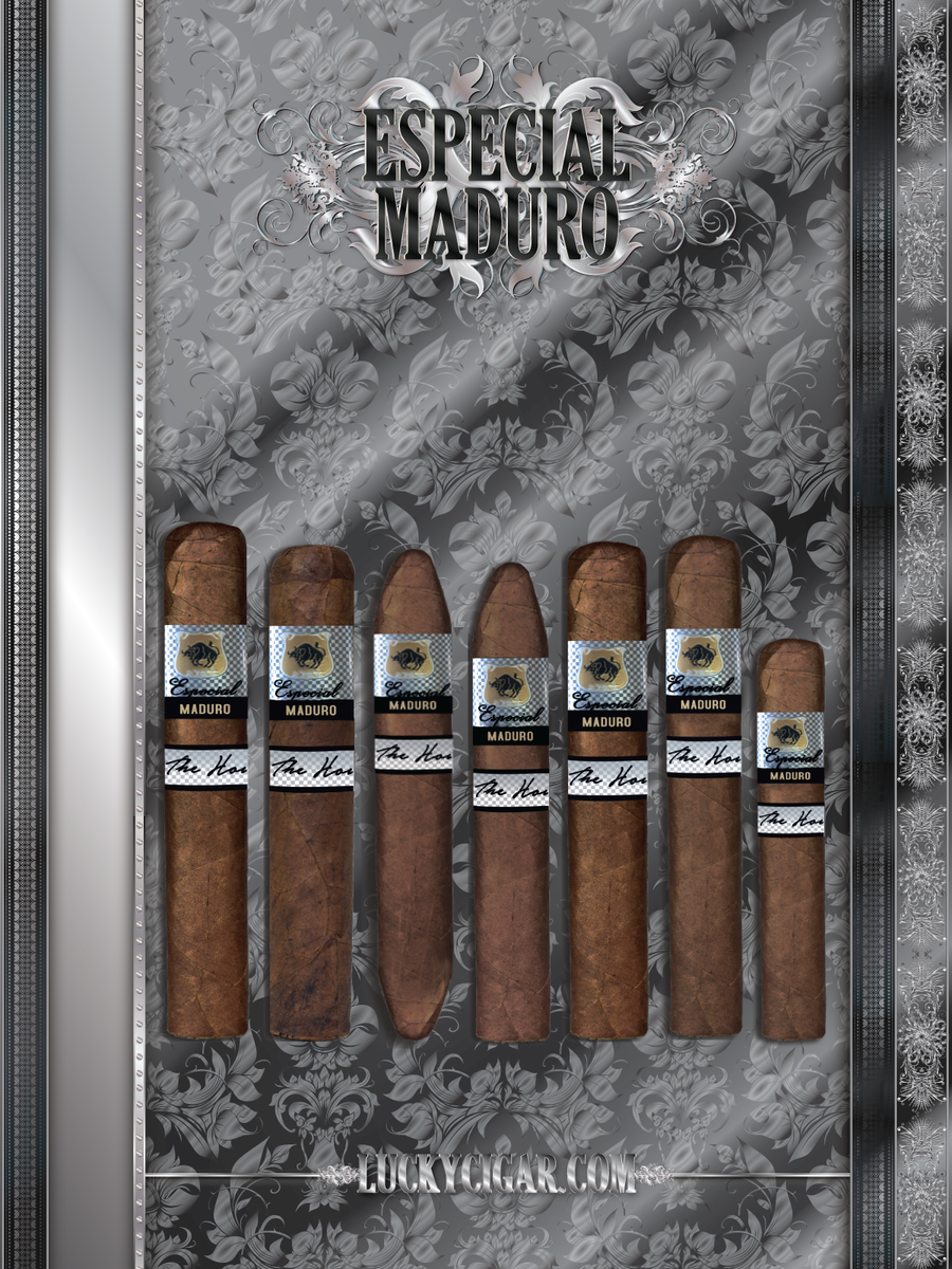 Sampler Sets: 7 Especial Maduro Set of Cigars