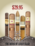 Sampler Sets: 5 Strength, Size & Flavor Set of Cigars IIII