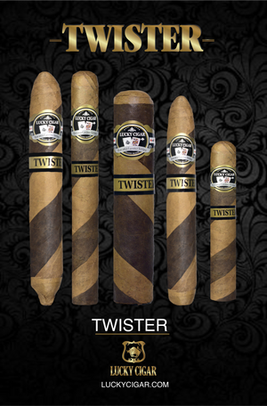 Sampler Sets: 6 Twister Set + Free Gift Steel Flask II