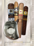 Cigar Lifestyle Accessories: Lucky eye Cutter + 4 Cigars
