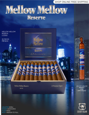 Infused Cigars: Mellow Mellow Reserve sweetie 4x38 Box of 20