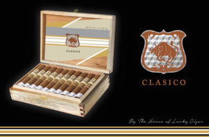 Classic Cigars: Clasico Rothschild 4.5x50 Box of 20