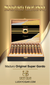 Maduro Cigars: Maduro Original Super Gordo 6x64 Box of 20