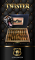 Barber Pole Cigars: Twister Gordo 6x60 Box of 20