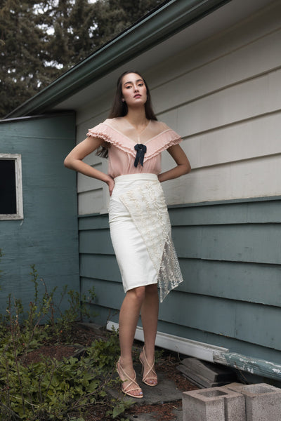 Emory Skirt - Fireflies for Lanterns