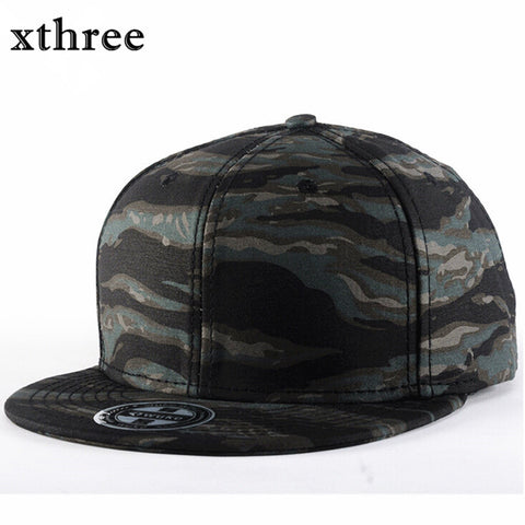 Camouflage Cap - Pirate Of Swag