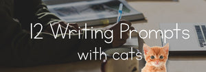 12 Cat Lover Letter Writing Prompts :or: Rediscover the Lost Art of Letter Writing with Cat People Press