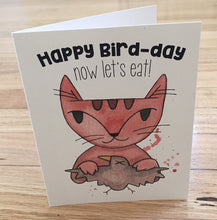 Happy Bird-day! card