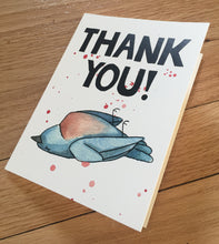 Thank You! Bluebird card
