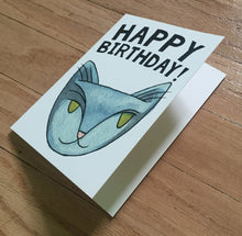 Happy Birthday! card